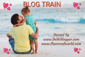 #BlogTrain