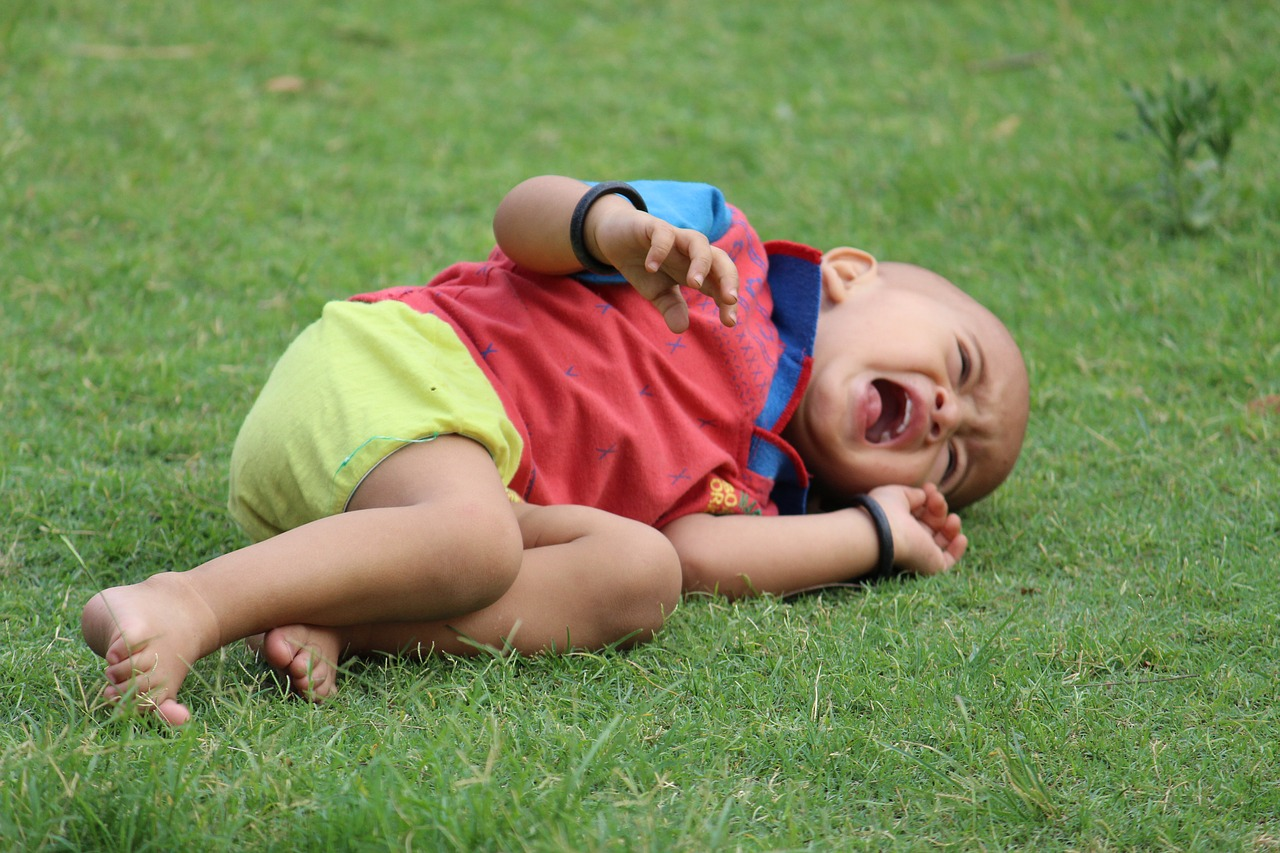 What Not To Do to Handle Temper Tantrums
