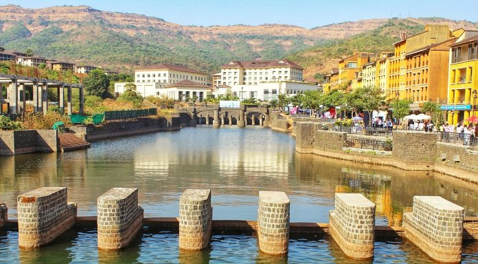 Lavasa City- India's First Planned hill City