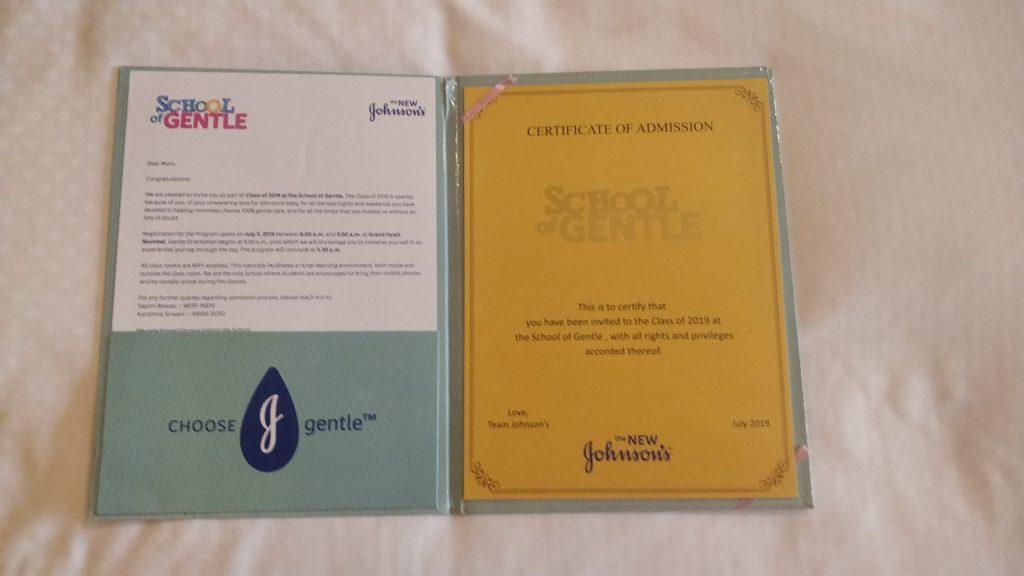 The Johnsons School of Gentle - #TurnToLearn