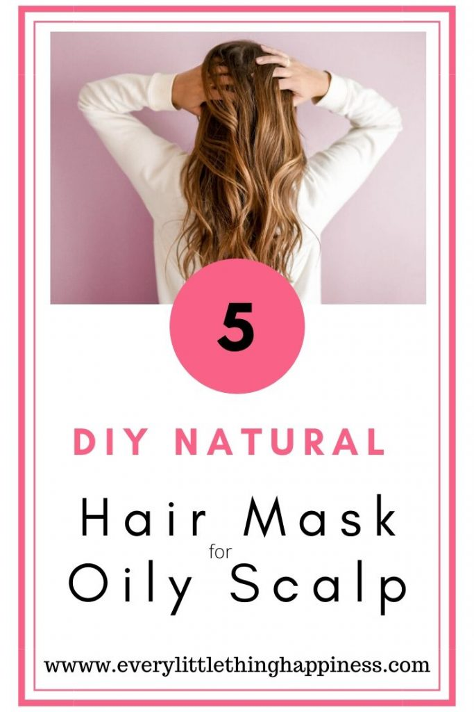 Hair Mask for Oily Scalp